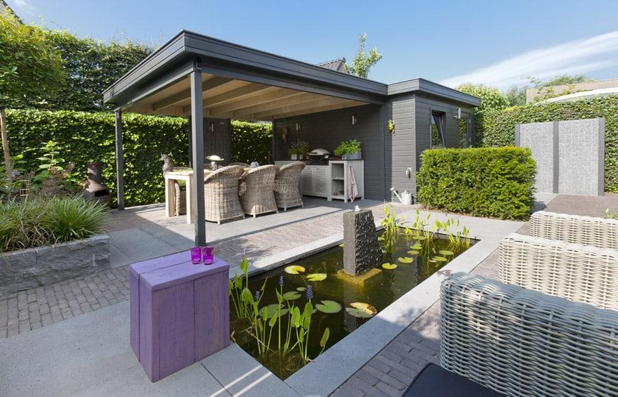 Professionele gevelreiniging de beste reinigingsmethoden for Tuin laten ontwerpen